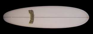 Source Surfboards - Point Hull