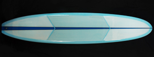 Source Surfboards - Vee Hull